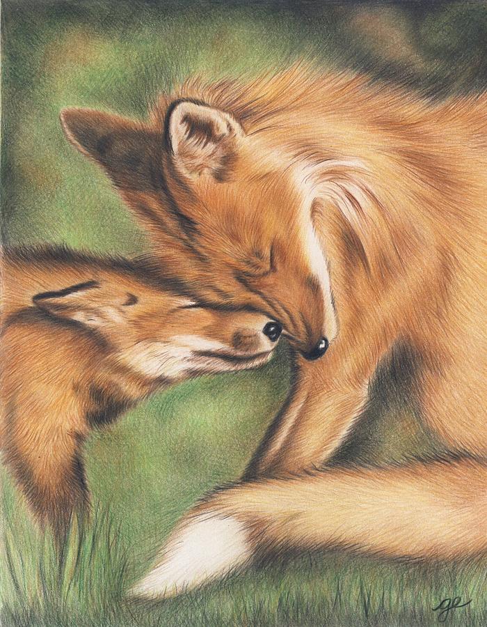 Картинки с лисятами любовь, картинки малышей животными