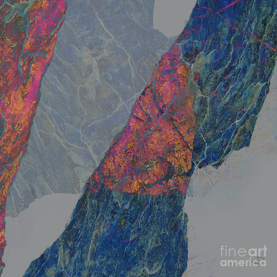 Fracture Photograph - Fracture Xxx by Paul Davenport