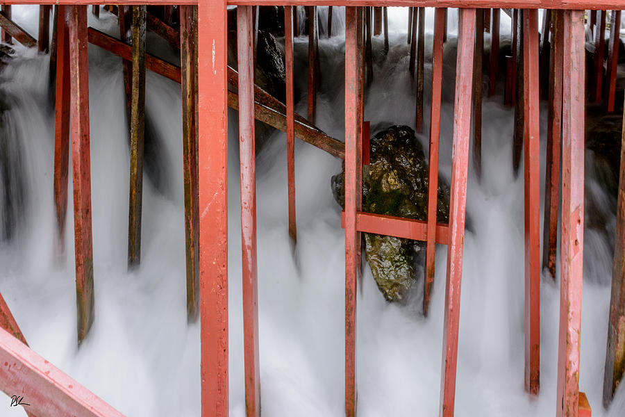 Niagara Falls Photograph - Fragile Attraction by Pat Scanlon