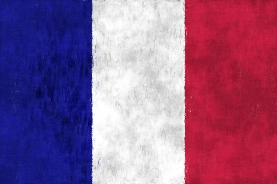 France flag digital art by world art prints and designs france digital art france flag by world art prints and designs publicscrutiny Choice Image