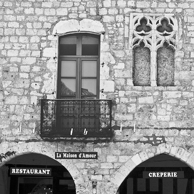 Europe Photograph - #france #french #village #house #europe by Georgia Fowler
