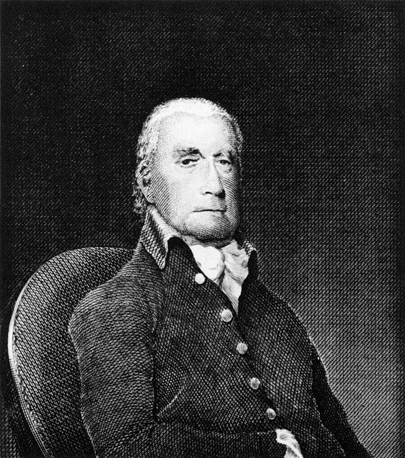 18th Century Photograph - Francis Lewis (1713-1803) by Granger