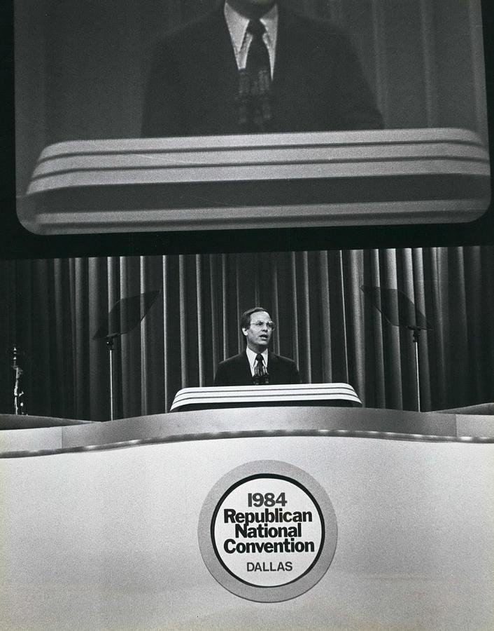 Retro Photograph - Frank J. Fakrenkop. by Retro Images Archive