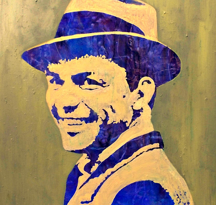 Portrait Painting - Frank by Pasquale Di maso