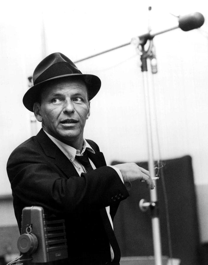 Frank Photograph - Frank Sinatra by Retro Images Archive