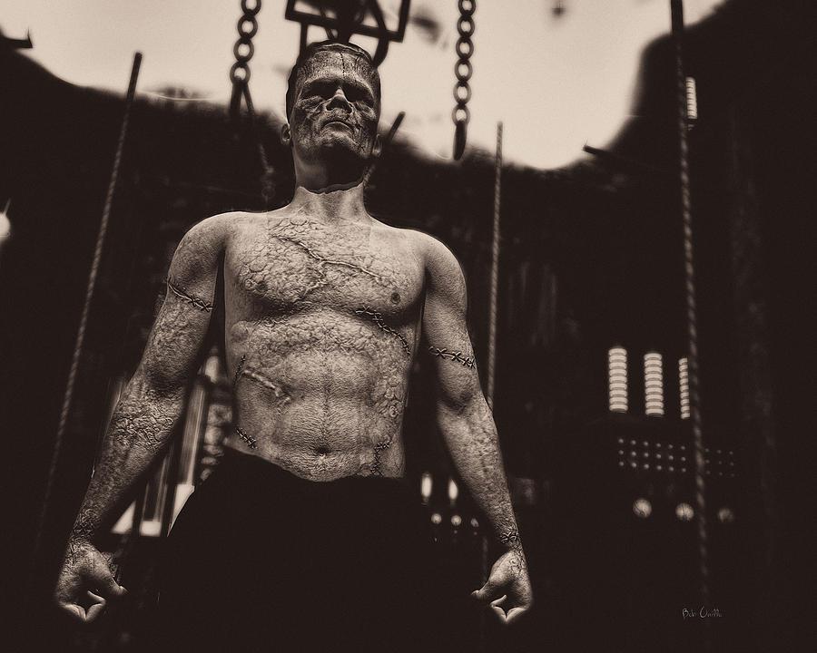 Frankenstein  - Frankensteins Science by Bob Orsillo