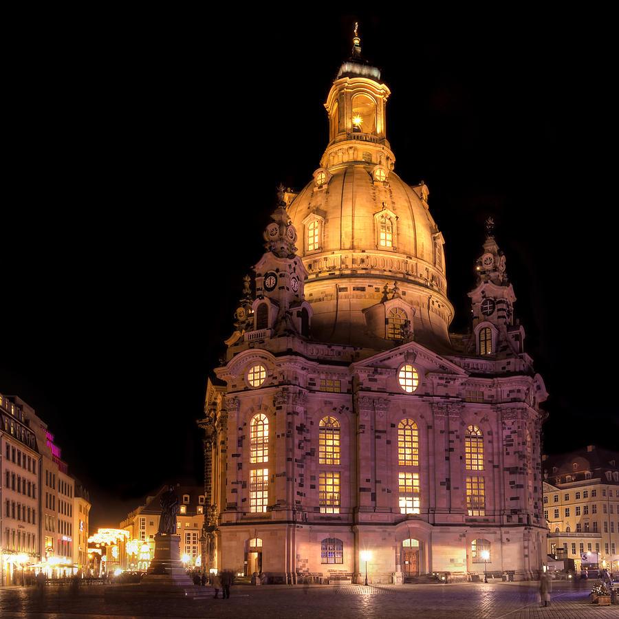 Dresden Photograph - Frauenkirche by Steffen Gierok