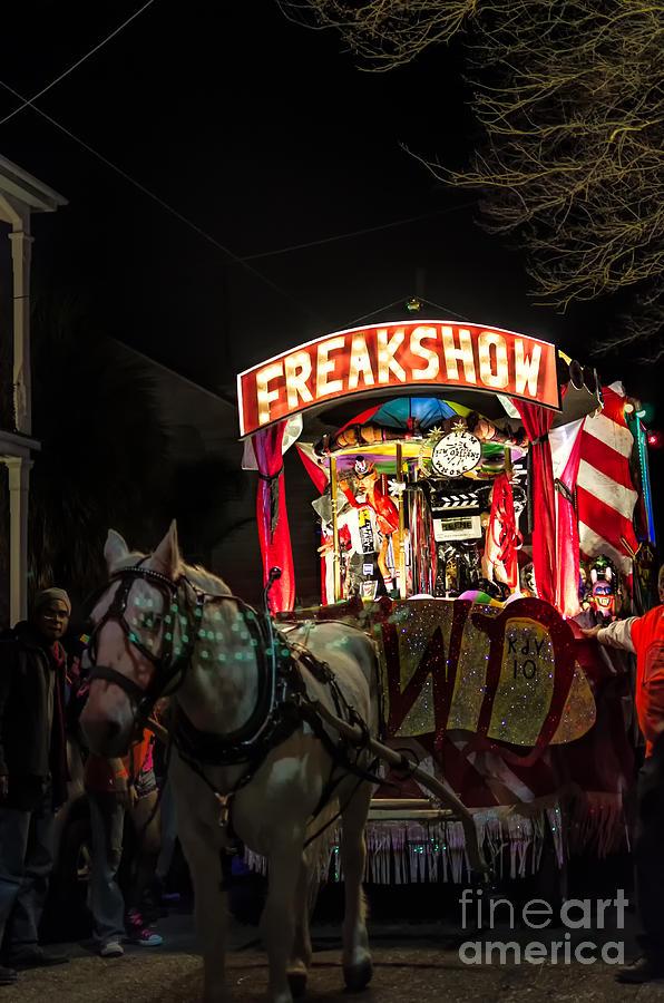 Freakshow-nola Photograph