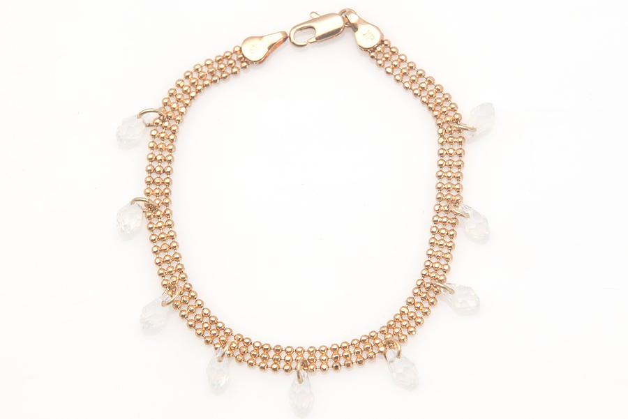 Jewelry Jewelry - Free Shipping Idit Stern 9-crystal Bracelet by Idit Stern