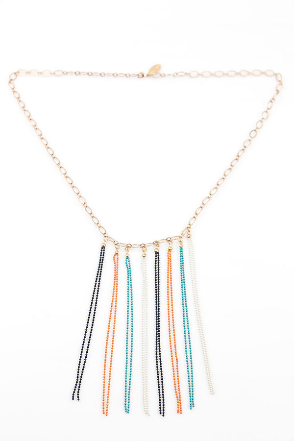 Jewelry Jewelry - Free Shipping Idit Stern Color Fall Necklace by Idit Stern