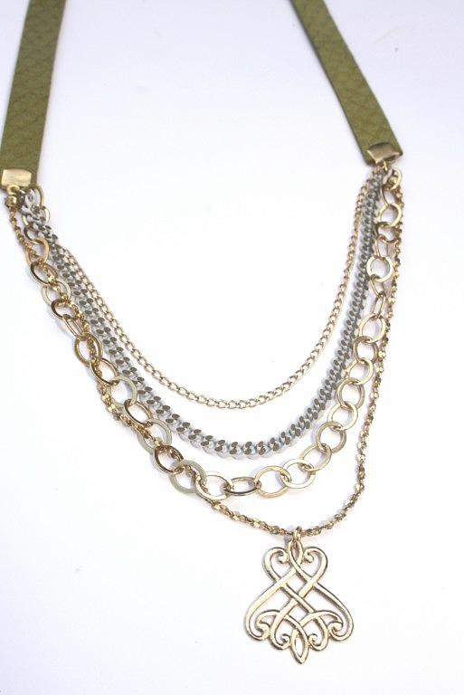 Jewelry Jewelry - Free Shipping Idit Stern Power Chains Necklace by Idit Stern