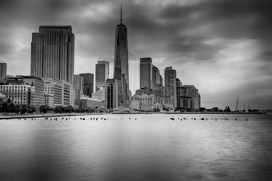 Freedom in the Skyline by Paul Watkins