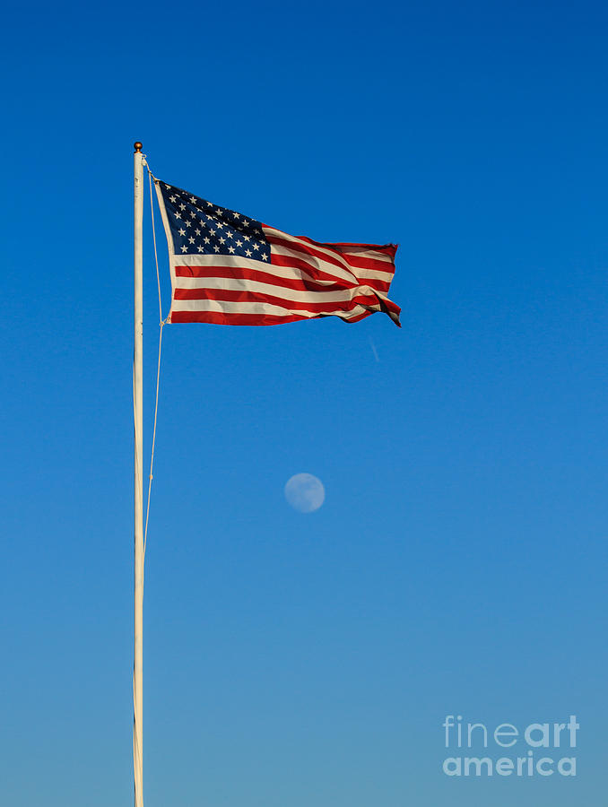 Usa Photograph - Freedom by Robert Bales