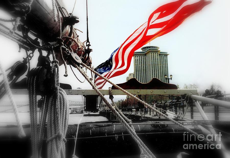 Freedom Sails Photograph