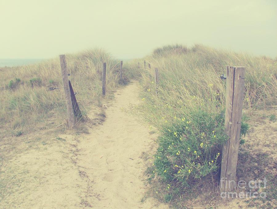 French Coast Photograph - French Coast Beach by Svetlana Novikova
