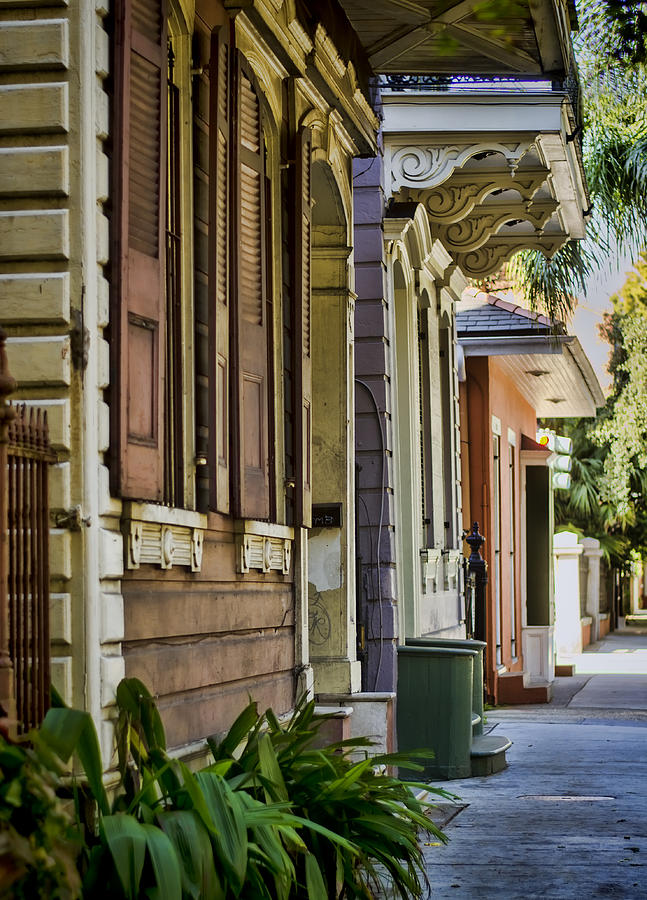 New Orleans Photograph - French Quarter Color by Heather Applegate