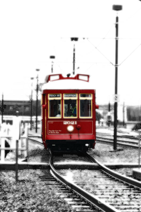 New Orleans Cable Car
