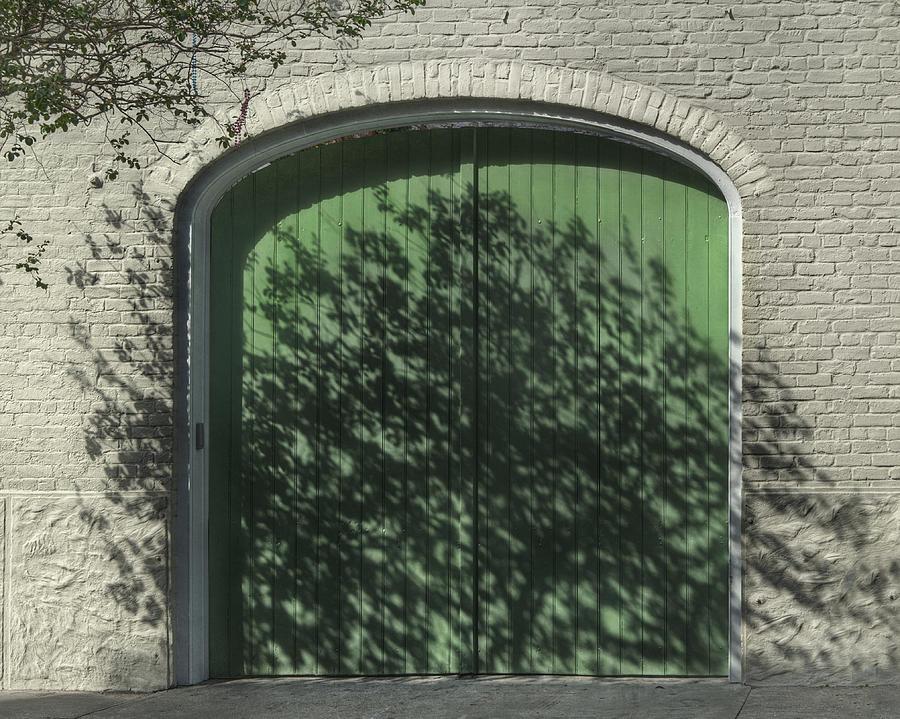 French Quarter Photograph - French Quarter Shadows by Brenda Bryant