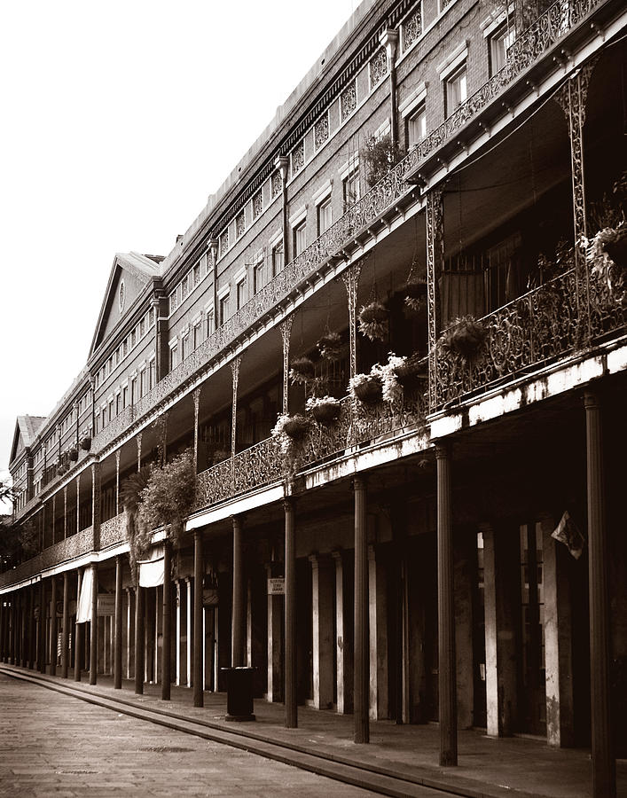 French Quarter by Val Stone Creager