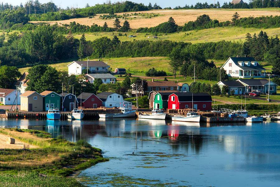 French River Photograph - French River by Matt Dobson