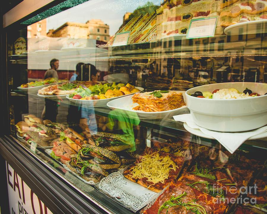 Eat Photograph - Fresh by Christina Klausen