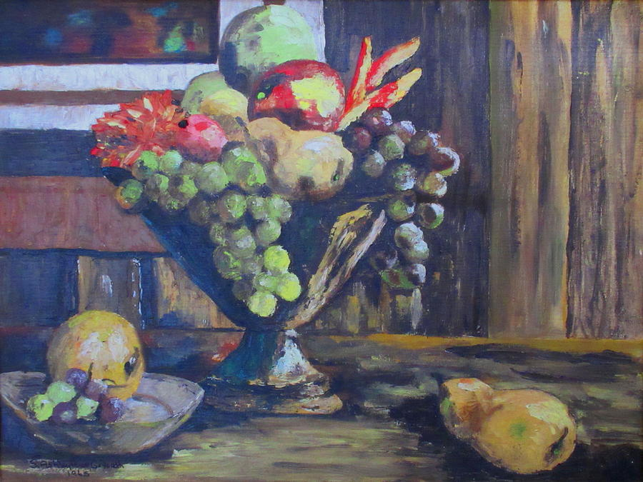 Fresh Fruit by Ashley Goforth