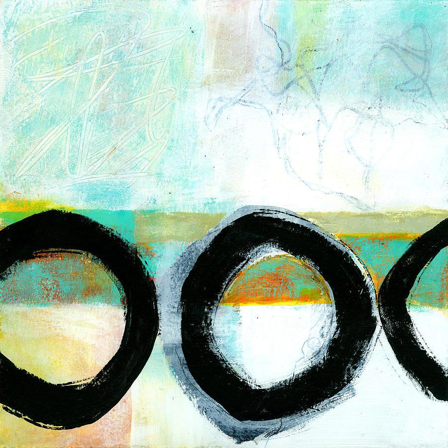 Fresh Paint Painting - Fresh Paint #4 by Jane Davies