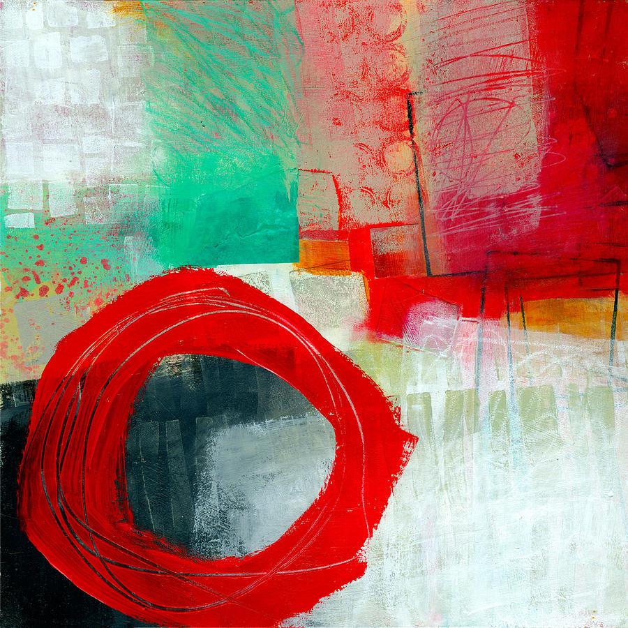 Fresh Paint Painting - Fresh Paint #6 by Jane Davies