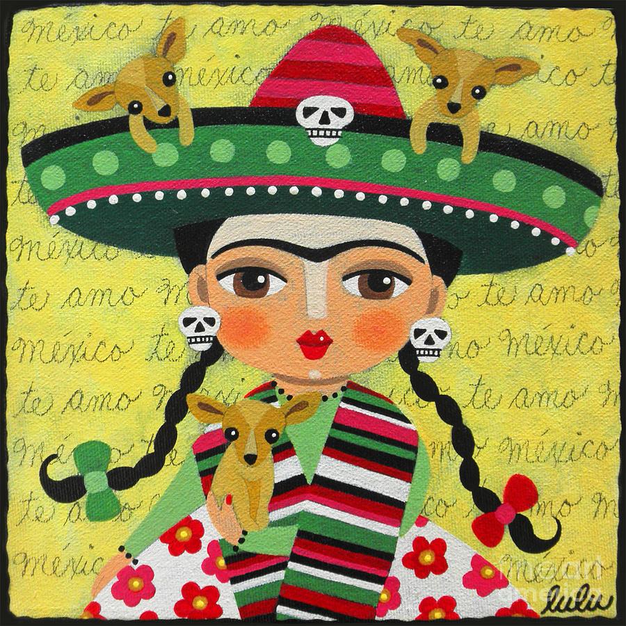 Sombrero Paintings | Fine Art America