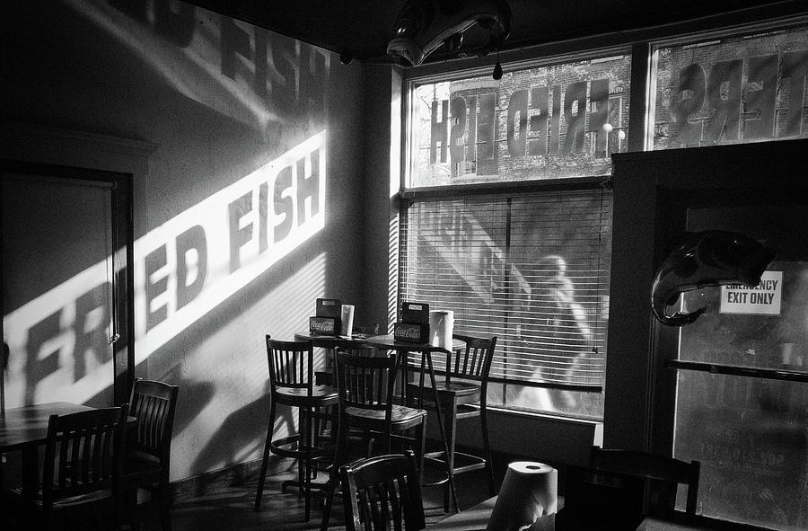 Restaurant Photograph - Fried Fish by William Spangler