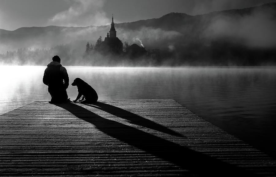 Mood Photograph - Friends Forever by Sandi Bertoncelj