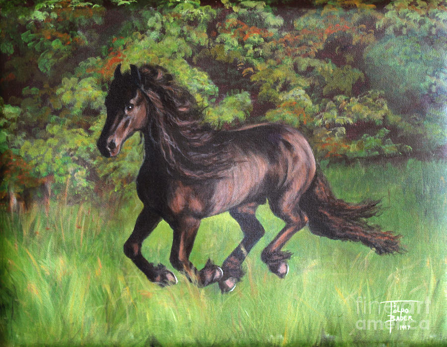 Friesian Way by Art By - Ti   Tolpo Bader
