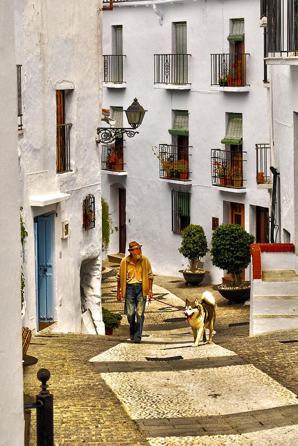 Spain Photograph - Friglianna Spain by Matthew Laming