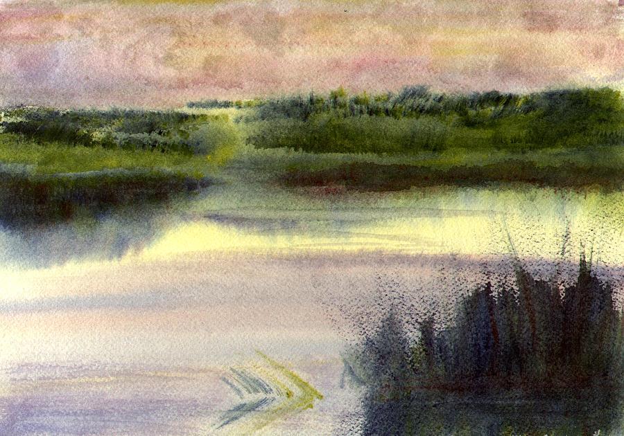 Fripp Marsh by Peter Senesac