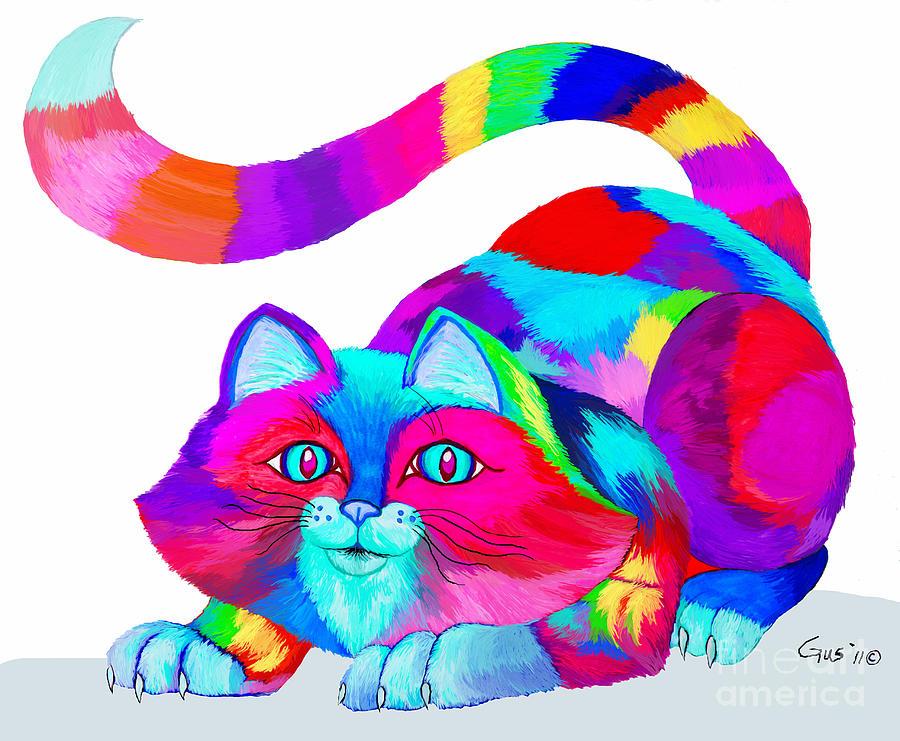 Artwork drawings colorful