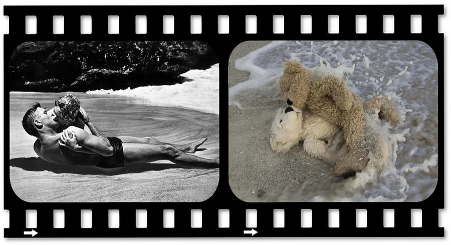 Fred Zinnemann Photograph - From Here To Eternity Film Strip by William Patrick