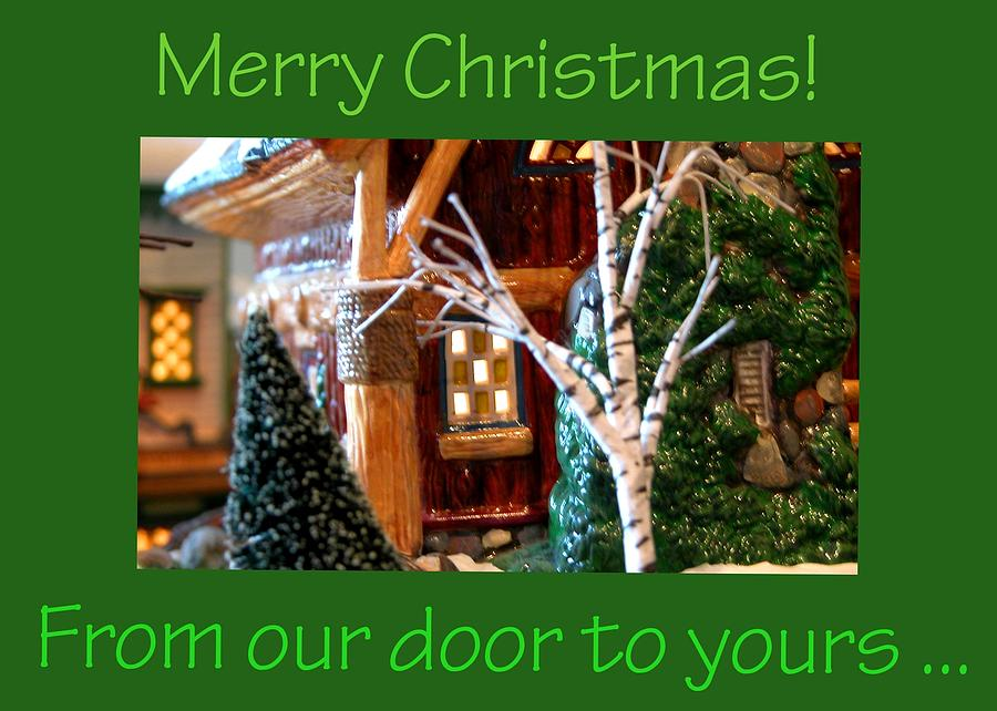 From Our Door To Yours  0186 Photograph