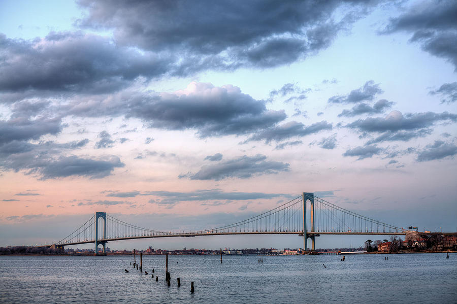 The Whitestone Photograph - From Queens To The Bronx by JC Findley