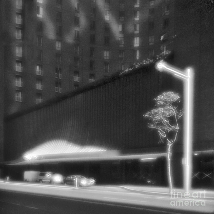 Australia Photograph - Frontage Of Hotel In Sydney by Colin and Linda McKie