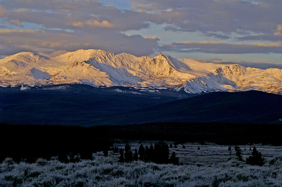 Colorado Photograph - Frost Settles In by Jeremy Rhoades
