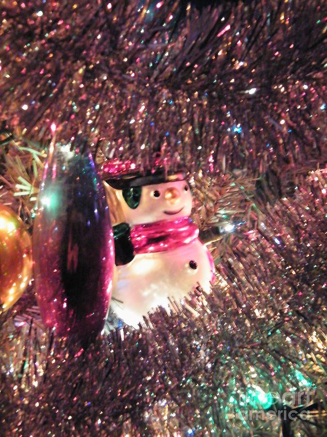 Frosty Snowman by Ronda Douglas