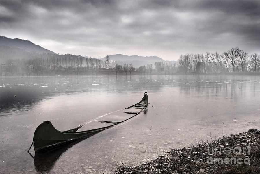 Frozen Day Photograph