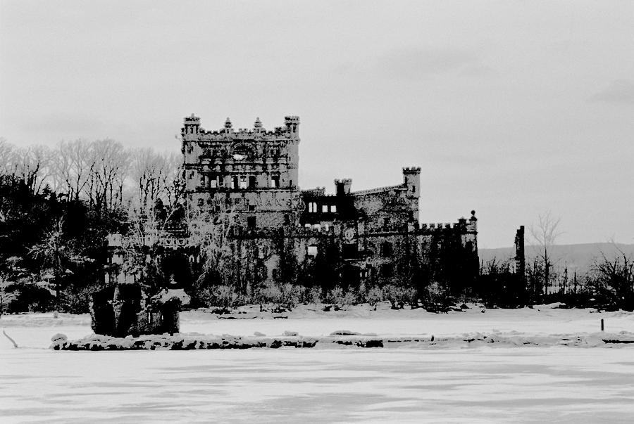Scenic Photograph - Frozen In Time And Place by Steven Huszar