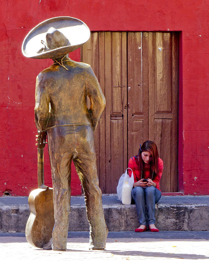 Mexico Photograph - Frozen In Time by Douglas J Fisher