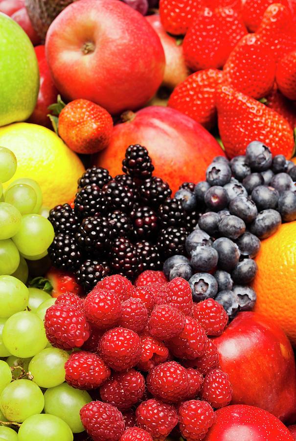 Fruit Photograph by Aluxum