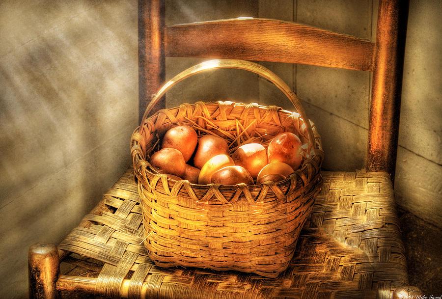 Savad Photograph - Fruit - Fresh Peaches  by Mike Savad