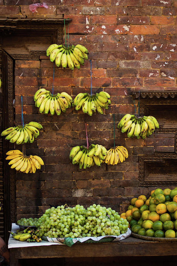 Fruit Market Display Photograph by Universal Stopping Point Photography