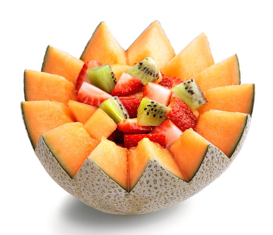 Fruit Salad Photograph