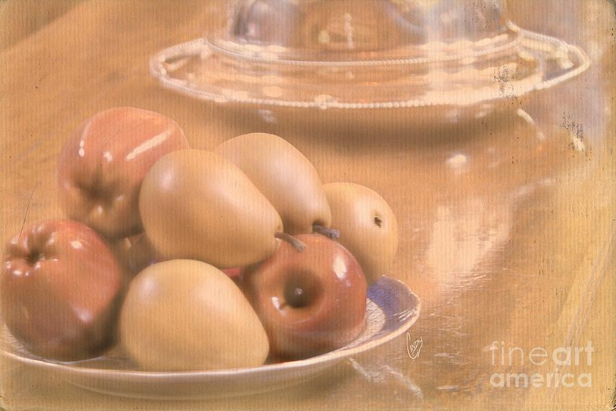 Fruit Photograph - Fruit Still Life by Cindy Garber Iverson