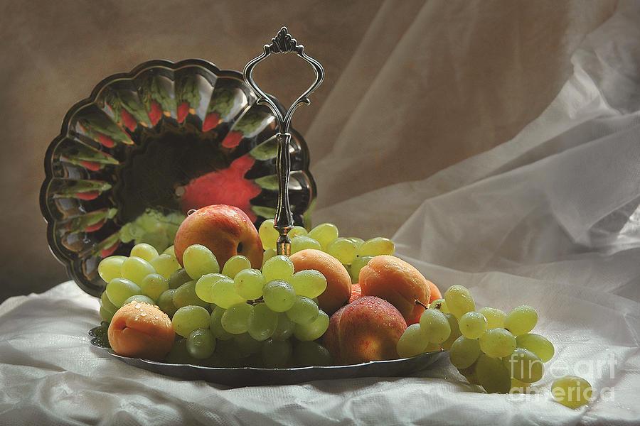 Fruits Photograph - Fruits by Irina No